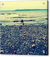 Morning Tide Acrylic Print