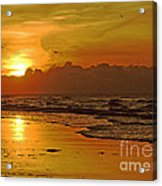 Morning Tide Acrylic Print