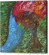 Morning Tree Acrylic Print