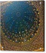 Moroccan Mausoleum Dome Acrylic Print