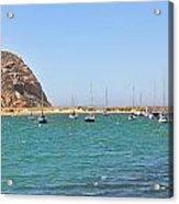 Morro Bay  6968 Acrylic Print