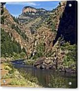 Morrow Point Reservoir Acrylic Print