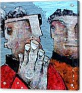 Mortalis No 7 Acrylic Print