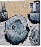 Mortalis No 9 Acrylic Print