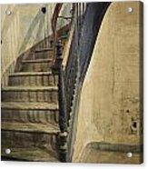 Morton Hotel Stairway Acrylic Print