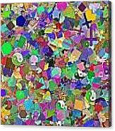 Mosaic 510-11-13 Marucii Acrylic Print