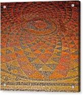 Mosaic Floor In Bergama Museum-turkey Acrylic Print