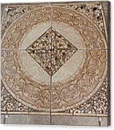 Mosaic Works Acrylic Print