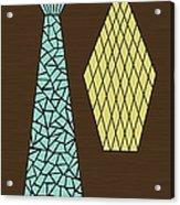 Mosaics 1 Acrylic Print