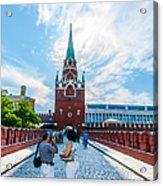 Moscow Kremlin Tour - 03 Of 70 Acrylic Print