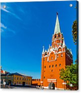 Moscow Kremlin Tour - 13 Of 70 Acrylic Print