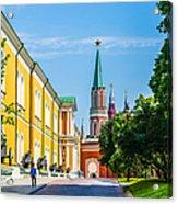 Moscow Kremlin Tour - 17 Of 70 Acrylic Print