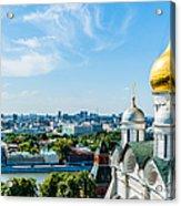 Moscow Kremlin Tour - 33 Of 70 Acrylic Print
