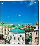 Moscow Kremlin Tour - 36 Of 70 Acrylic Print