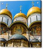 Moscow Kremlin Tour - 38 Of 70 Acrylic Print