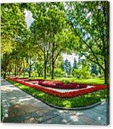 Moscow Kremlin Tour - 64 Of 70 Acrylic Print