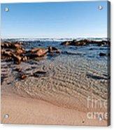 Moses Rock Beach 03 Acrylic Print