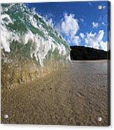 Moses Wave Acrylic Print