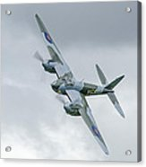 Mosquito At Ardmore Acrylic Print by Barry Culling