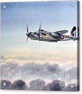 Mosquito Aircraft Acrylic Print