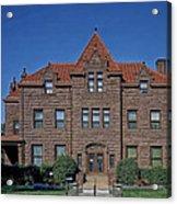 Moss Mansion - Billings Montana Acrylic Print