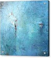 Mostly Blue Acrylic Print