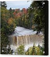Mother Nature's Canvas Acrylic Print