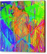 Mother Of Exiles 20130618m120 Long Acrylic Print by Wingsdomain Art and Photography