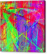 Mother Of Exiles 20130618p120 Acrylic Print by Wingsdomain Art and Photography