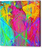 Mother Of Exiles 20130618p180 Long Acrylic Print