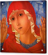 Mother Of God Acrylic Print