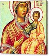 Mother Of Jesus Acrylic Print