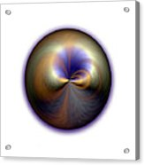 Mother Pearl Acrylic Print