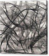Motion Acrylic Print