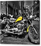 Moto Guzzi Acrylic Print