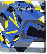 Motorbike 1 Acrylic Print