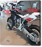 Motorbikes 1 Acrylic Print