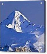 Mount Aylmer, Viewed From Sulphur Acrylic Print