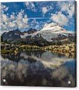 Mount Baker Cloudscape Acrylic Print