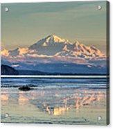 Mount Baker North Cascades National Park Acrylic Print