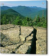 Mount Crawford - White Mountains New Hampshire  Acrylic Print