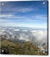 Mount Diablo State Park Acrylic Print