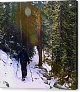Mount Evans Acrylic Print