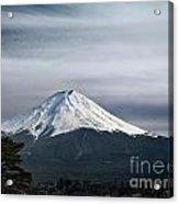 Mount Fuji Japan Acrylic Print
