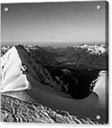 Mount Garibaldi Summit  Acrylic Print