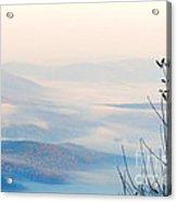 Mount Greylock At Sunrise Acrylic Print