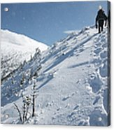 Mount Madison - White Mountains New Hampshire Usa Acrylic Print