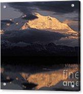 Mount Mckinley Acrylic Print