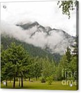 Mount Robson Provincial Park Acrylic Print