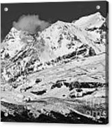 Mount Ruapehu Acrylic Print